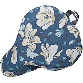 Basil Magnolia blauw/bont